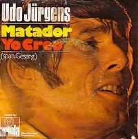 Cover Udo Jürgens - Matador [spanisch]